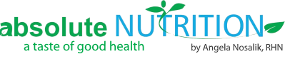 Absolute Nutrition Mobile Logo