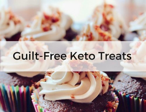 GUILT FREE KETO TREATS